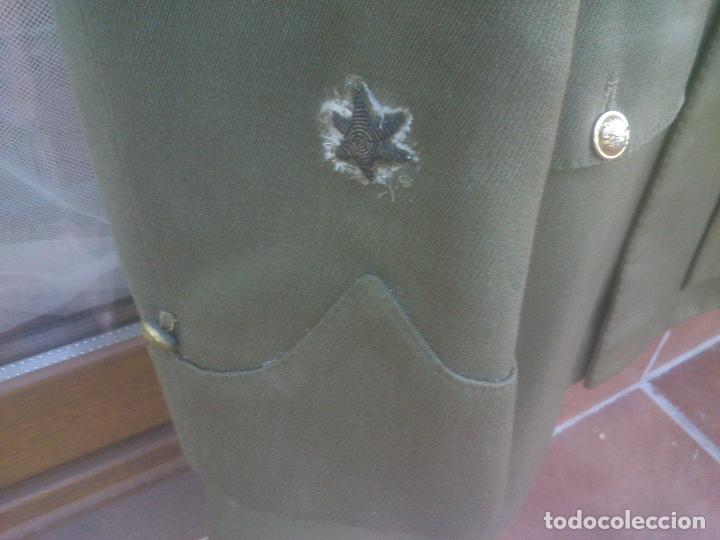 Militaria: GUERRERA UNIFORME DE ALFÉREZ DE ARTILLERÍA. - Foto 3 - 103247951