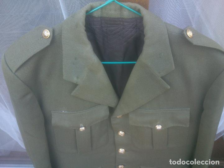 Militaria: GUERRERA UNIFORME DE ALFÉREZ DE ARTILLERÍA. - Foto 5 - 103247951