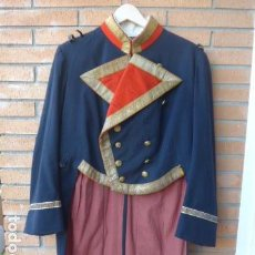 Militaria: * ANTIGUA LEVITA GUERRERA DE MARINA ALFONSINA, ORIGINAL. ZX. Lote 104343535