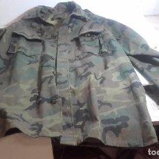 Militaria: CAMISA DE CAMUFLAJE DEL EJERCITO ESPAÑOL, MANGA LARGA. Lote 105199851