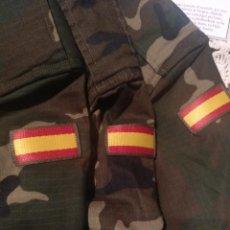 Militaria: LOTE CHUPITAS CAMUFLAJE BOSCOSO. Lote 105843343