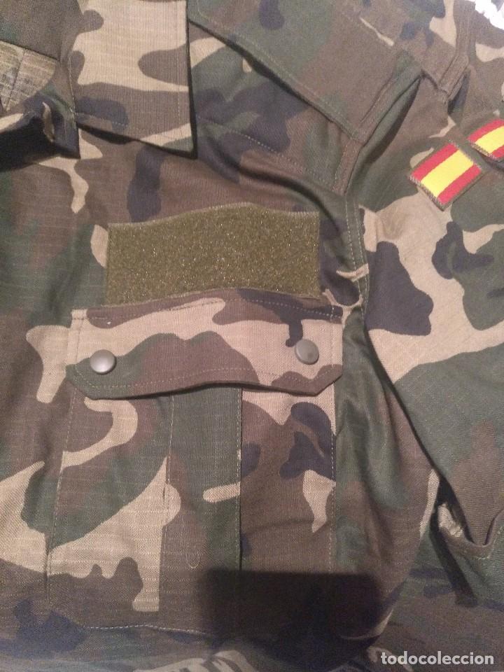 Militaria: Lote Chupitas camuflaje boscoso - Foto 3 - 105843343