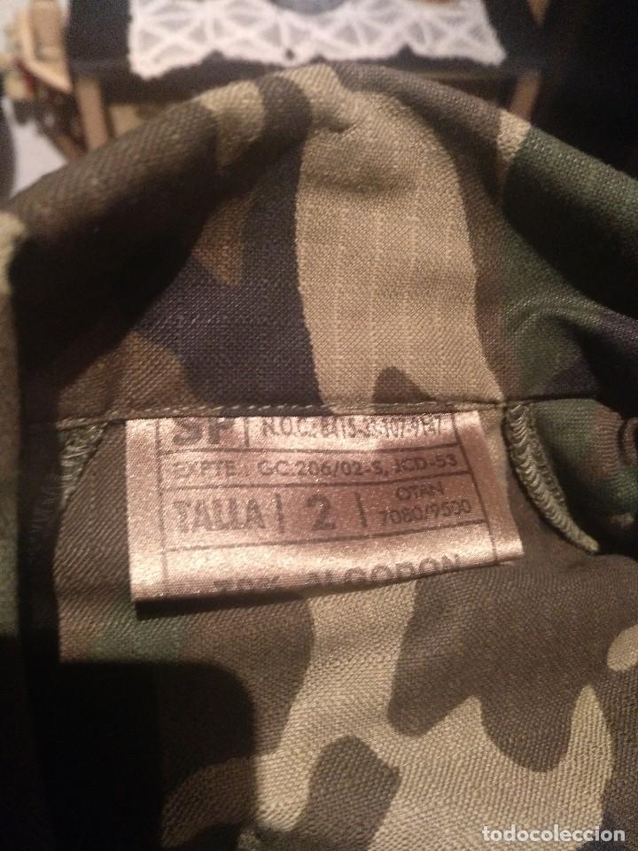 Militaria: Lote Chupitas camuflaje boscoso - Foto 4 - 105843343