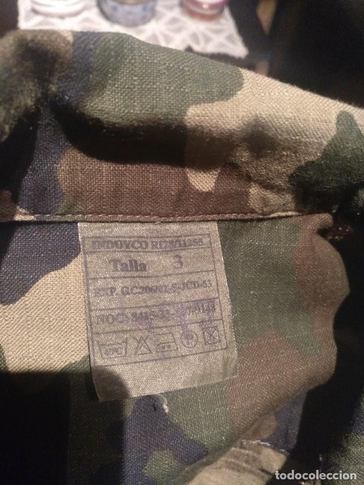 Militaria: Lote Chupitas camuflaje boscoso - Foto 5 - 105843343