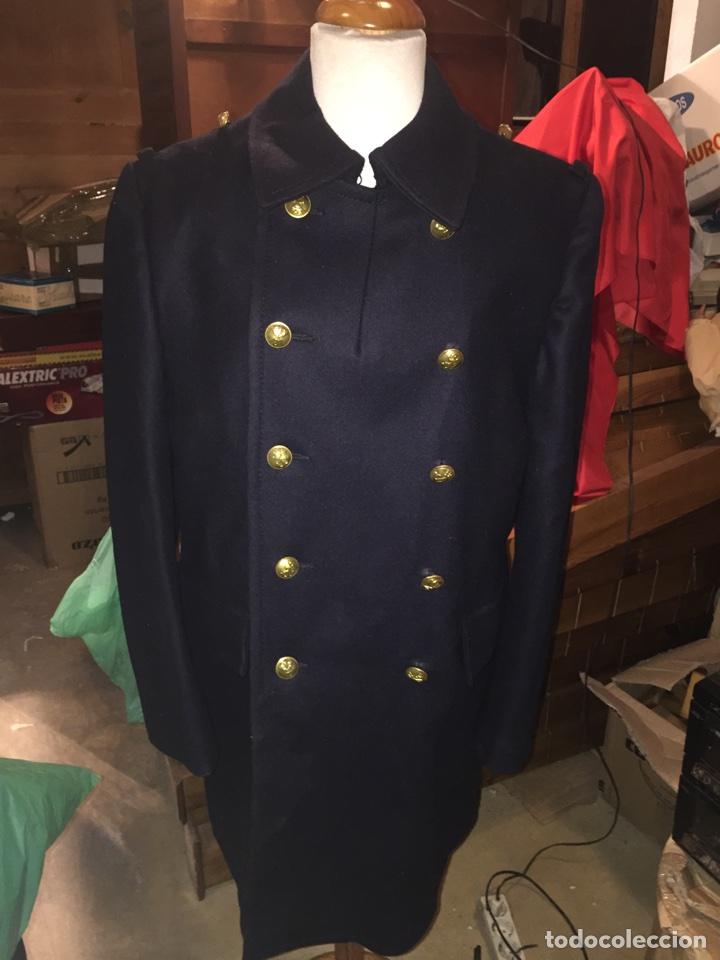 Origen de un abrigo
