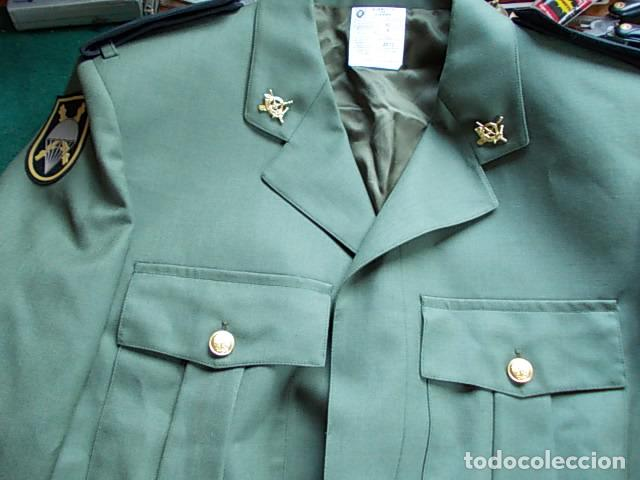 Militaria: Chaqueta Brigada paracaidista - Foto 4 - 105890327