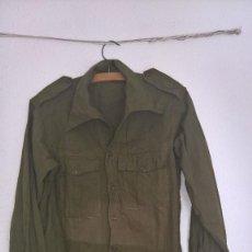 Militaria: GUERRA CIVIL..CAMISA BOTONES METALICOS.. Lote 107390095