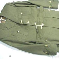 Militaria: TRAJE BONITO DE OFICIAL EJÉRCITO ESPAÑOL. Lote 108994191