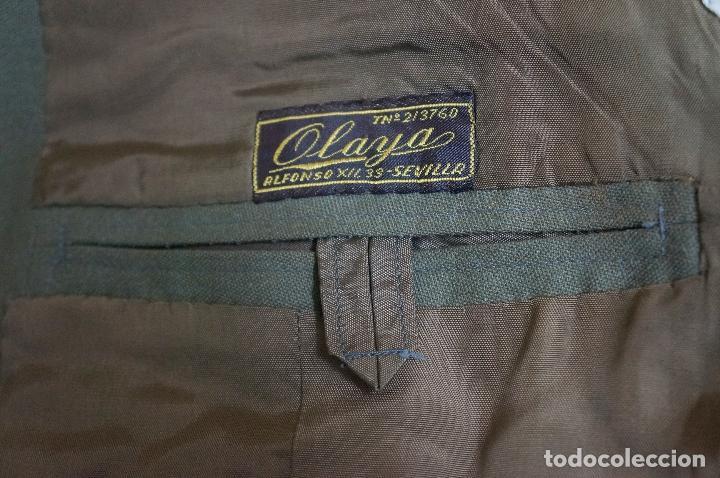 Militaria: UNIFORME MILITAR SARGENTO DE INGENIEROS EJERCITO DE TIERRA BOTONES POLICÍA ARMADA - Foto 6 - 146974482