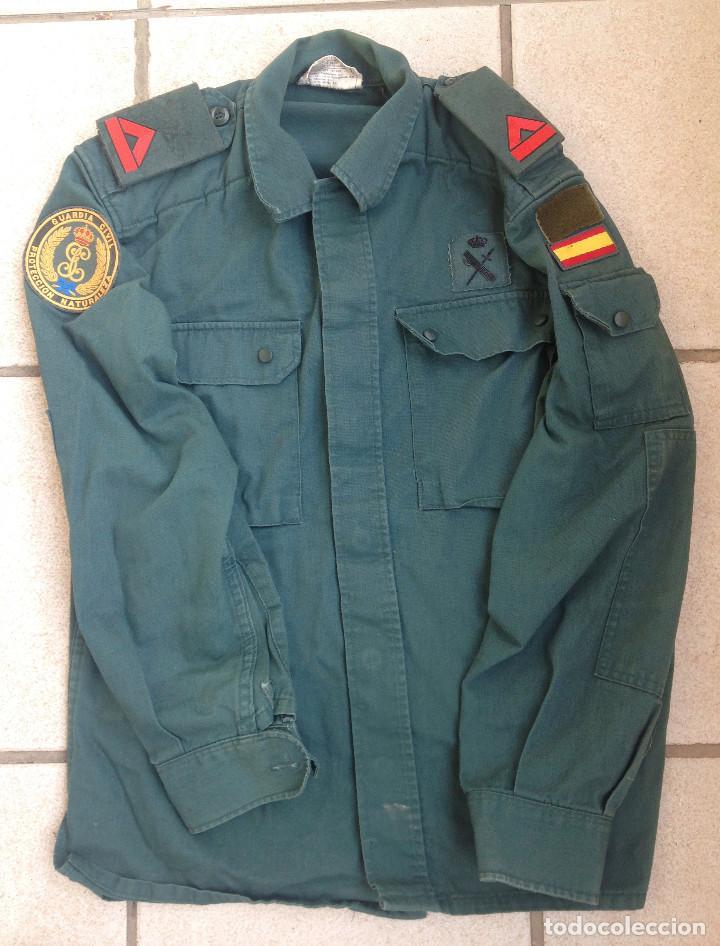 GUARDIA CIVIL. PROTECCION NATURALEZA. AÑO 2003 (Militar - Uniformes Españoles )