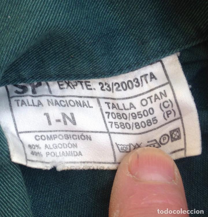 Militaria: GUARDIA CIVIL. PROTECCION NATURALEZA. año 2003 - Foto 2 - 144835764