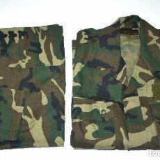 Militaria: UNIFORME DE CAMPAÑA BOSCOSO CUADRILLÉ TALLA 2 C.. Lote 240239100