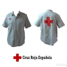Militaria: CRUZ ROJA ESPAÑOLA CAMISA. Lote 121418862