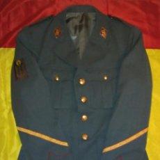 Militaria: CHAQUETA POLICÍA ARMADA CABO PRIMERO 1°, UNIFORME UNIFORMIDAD GALA NACIONAL ANTIGUA VINTAGE ANTIGUO. Lote 114380755