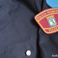 Militaria: CHAQUETA POLICIA MUNICIPAL MADRID. Lote 115364390