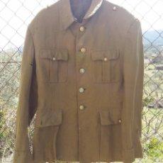 Militaria: GUERRERA DE ALFÉREZ. Lote 115900831