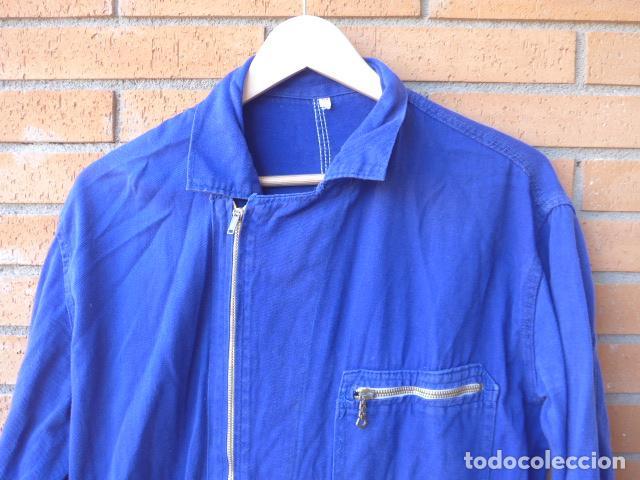 Militaria: * Antiguo mono azul, ideal para recreacion de miliciano de Guerra civil. ZX - Foto 2 - 116205623