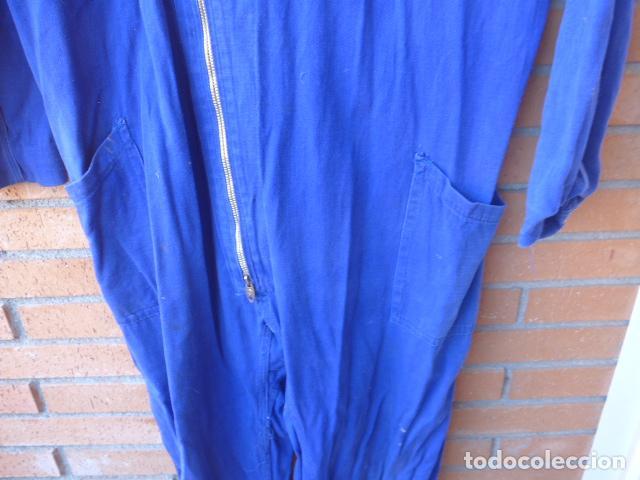 Militaria: * Antiguo mono azul, ideal para recreacion de miliciano de Guerra civil. ZX - Foto 5 - 116205623