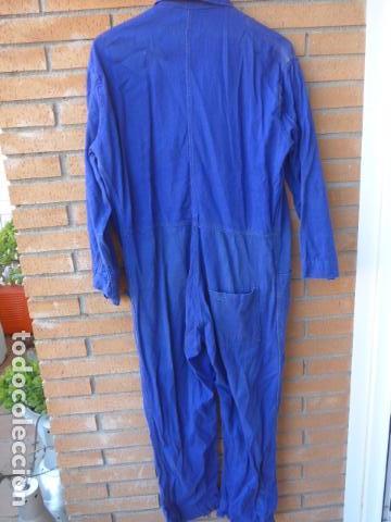 Militaria: * Antiguo mono azul, ideal para recreacion de miliciano de Guerra civil. ZX - Foto 10 - 116205623