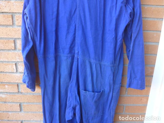 Militaria: * Antiguo mono azul, ideal para recreacion de miliciano de Guerra civil. ZX - Foto 12 - 116205623
