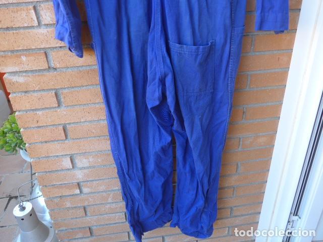 Militaria: * Antiguo mono azul, ideal para recreacion de miliciano de Guerra civil. ZX - Foto 13 - 116205623