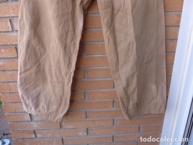 Militaria: * Antiguo pantalon tipo noruego republicano original de guerra civil. Pantalones. ZX - Foto 4 - 116208603