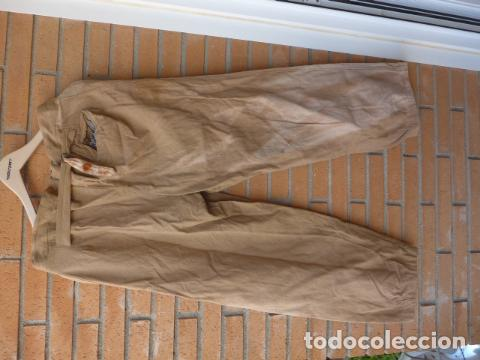 Militaria: * Antiguo pantalon tipo noruego republicano original de guerra civil. Pantalones. ZX - Foto 12 - 116208603
