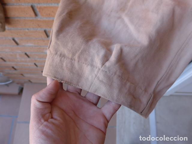 Militaria: * Antiguo pantalon tipo noruego republicano original de guerra civil. Pantalones. ZX - Foto 17 - 116208603