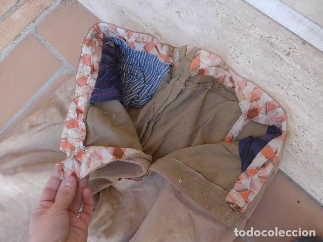 Militaria: * Antiguo pantalon tipo noruego republicano original de guerra civil. Pantalones. ZX - Foto 20 - 116208603