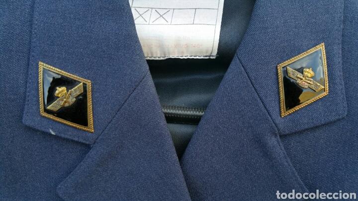 Militaria: Chaquetilla del Ejército del Aire año 1986 - Foto 2 - 116525456