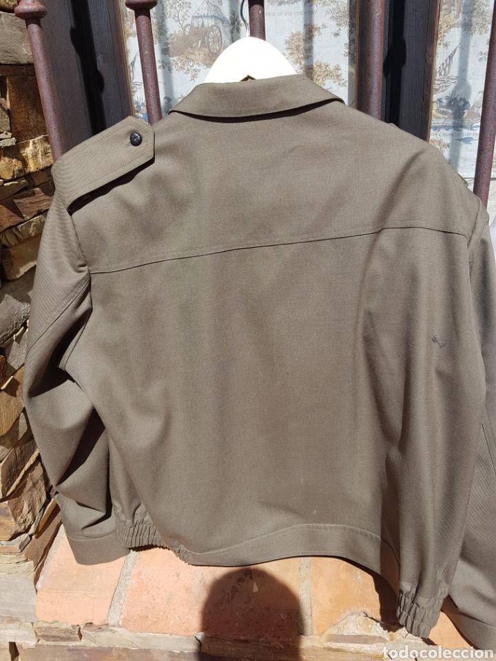 Militaria: Uniforme ejército de tierra chaquetilla y pantalón - Foto 3 - 116527708