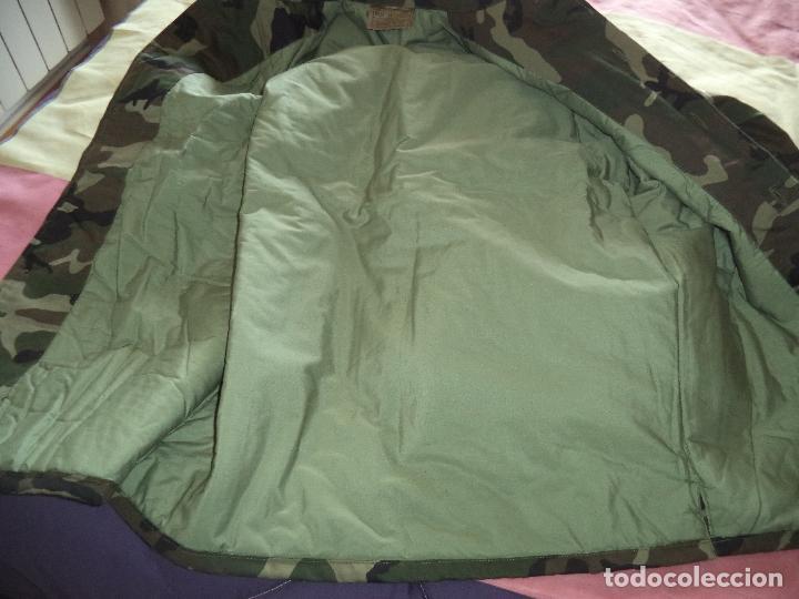 Militaria: UNIFORME ACOLCHADO PARA FRIO TALLA 1L - Foto 3 - 116619147