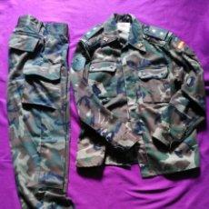 Militaria: UNIFORME MIMETIZADO.. Lote 117649687