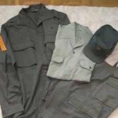 Militaria: GUARDIA CIVIL. UNIFORME CAMPAÑA AÑOS 80. Lote 118404259