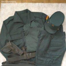 Militaria: GUARDIA CIVIL. UNIFORME CAMPAÑA AÑOS 90. Lote 118404375