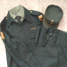 Militaria: GUARDIA CIVIL. UNIFORME SERVICIO.AÑOS 90. Lote 118404423