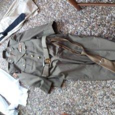 Militaria: UNIFORME EJERCITO ESPAÑOL ARTILLERIA. Lote 118790843