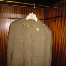 Militaria: CHAQUETA MILITAR TIERRA. Lote 118793695