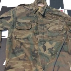 Militaria: EJERCITO DE TIERRA CAMISA. Lote 119371422