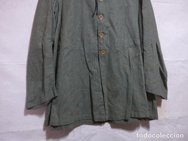 Militaria: Antigua guerrera fina o camisa de mehal.la jalifiana, mehala. guerra civil o anterior, africa. - Foto 3 - 119993287