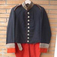 Militaria: * ANTIGUA GUERRERA CHAQUETA DE ALABARDEROS DE ALFONSO XIII, ORIGINAL. ZX. Lote 120432379