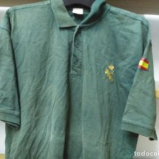 Militaria: POLO GUARDIA CIVIL TALLA XL. Lote 120968555