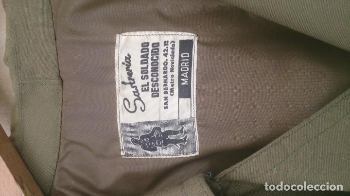 Militaria: 3 trajes prendas de general (perfecto estado de conservación) - Foto 2 - 121395055