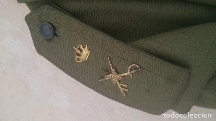 Militaria: 3 trajes prendas de general (perfecto estado de conservación) - Foto 3 - 121395055