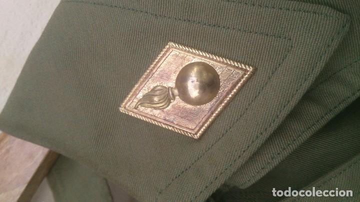 Militaria: 3 trajes prendas de general (perfecto estado de conservación) - Foto 4 - 121395055