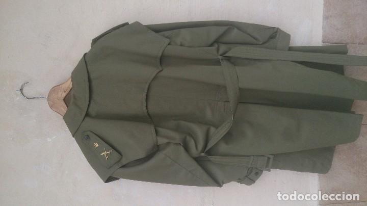 Militaria: 3 trajes prendas de general (perfecto estado de conservación) - Foto 5 - 121395055