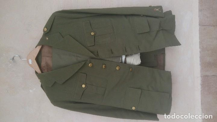Militaria: 3 trajes prendas de general (perfecto estado de conservación) - Foto 6 - 121395055