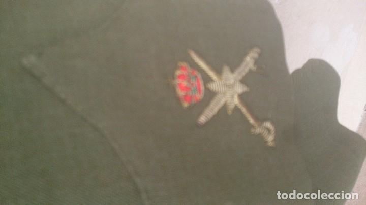 Militaria: 3 trajes prendas de general (perfecto estado de conservación) - Foto 7 - 121395055