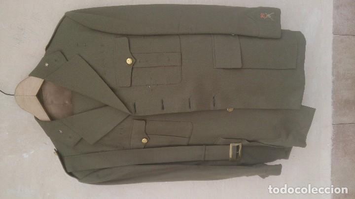 Militaria: 3 trajes prendas de general (perfecto estado de conservación) - Foto 9 - 121395055