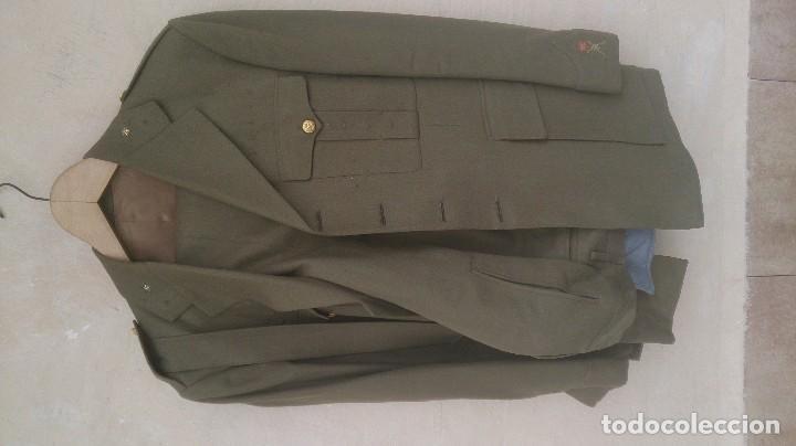 Militaria: 3 trajes prendas de general (perfecto estado de conservación) - Foto 10 - 121395055